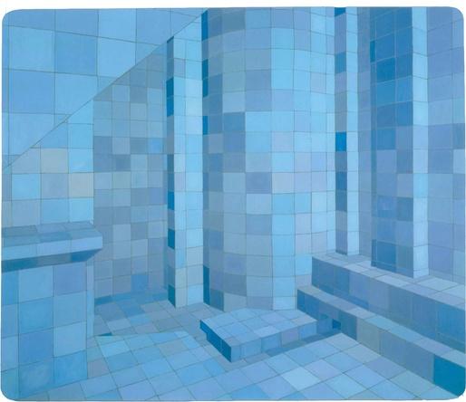Adriana Varejão: Ambiente Virtual III/Balada, 2001