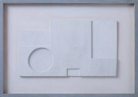 Ben Nicholson: White Relief