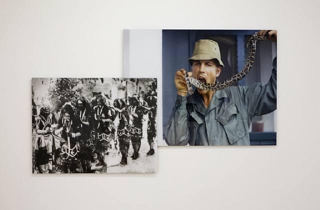 Goshka Macuga: Untitled, 2008
