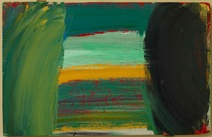 Howard Hodgkin: Pourville, 1996