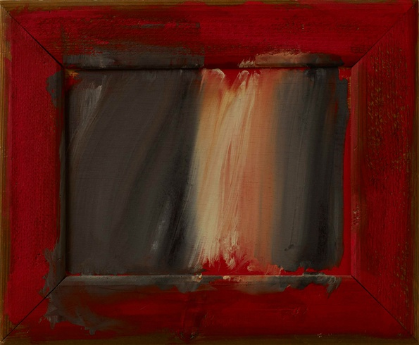Howard Hodgkin: Theatre, 1998