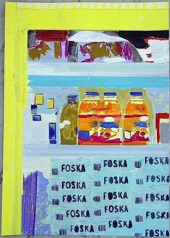 Hurvin Anderson: Foska, 2006