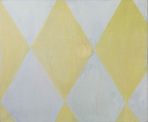 Luc Tuymans: Yellow, 1986
