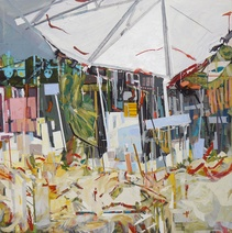 Lucia Laguna: Jardim n. 12, 2013