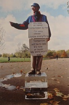 Michel Francois: Now or Never (The Speaker's Corner Project, 2005