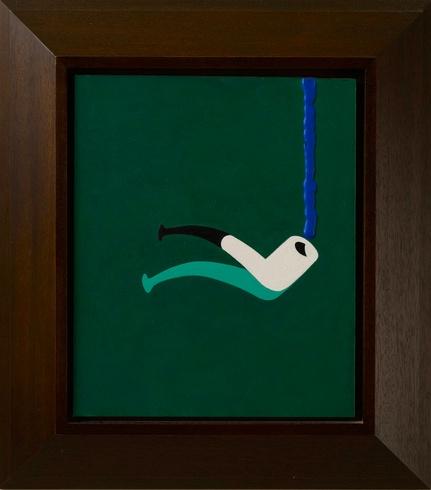 Patrick Caulfield: Meerschaum, 1995