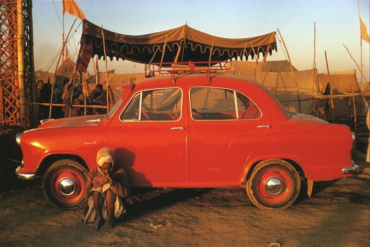 Raghubir Singh: Kumbh Mela, Allahabad, Uttar Pradesh, 1977