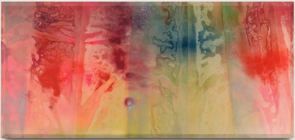 Sam Gilliam: Red Stanza, 1969