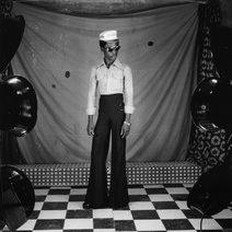 Samuel Fosso: Casquette Kodak, 1977