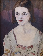 Sir Cedric Morris: Barbara Hepworth, 1931